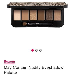 NEW Buxom Eyeshadow Palette: Beautiful Neutrals!